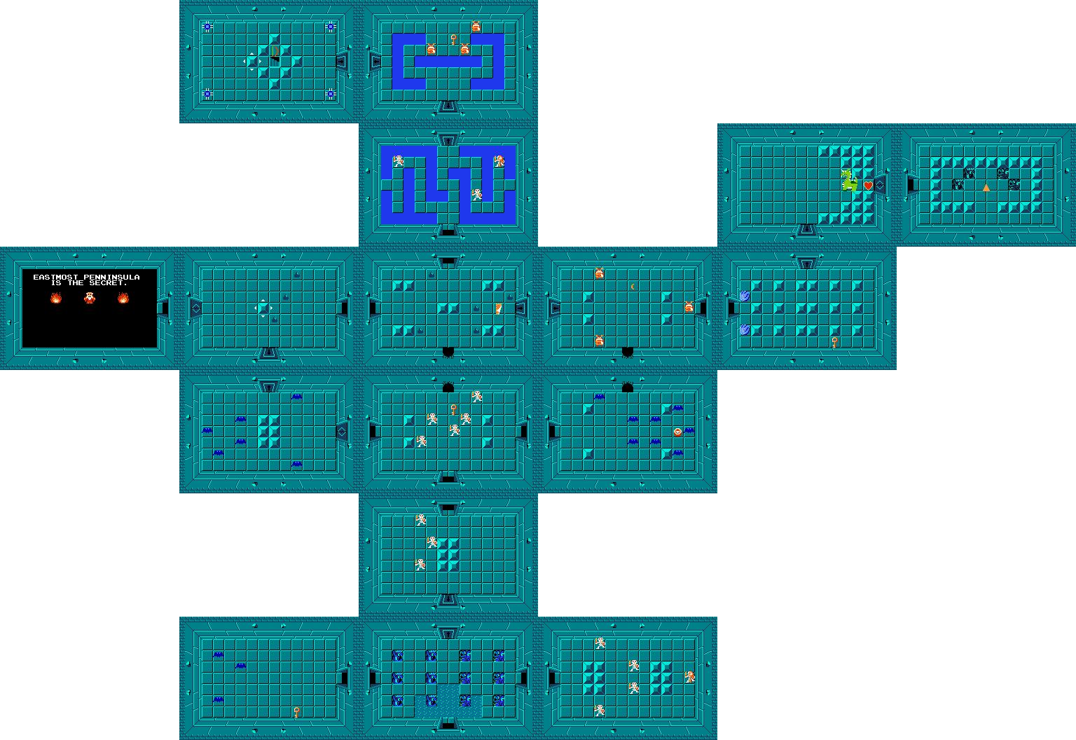Zelda Dungeon 46