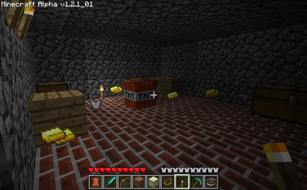 Ultima 6 Minecraft Conversion - Ian-Albert com